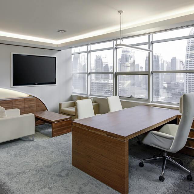 Compra, venta y alquiler de Edificios de Oficinas de TQ High Level Inmobiliaria