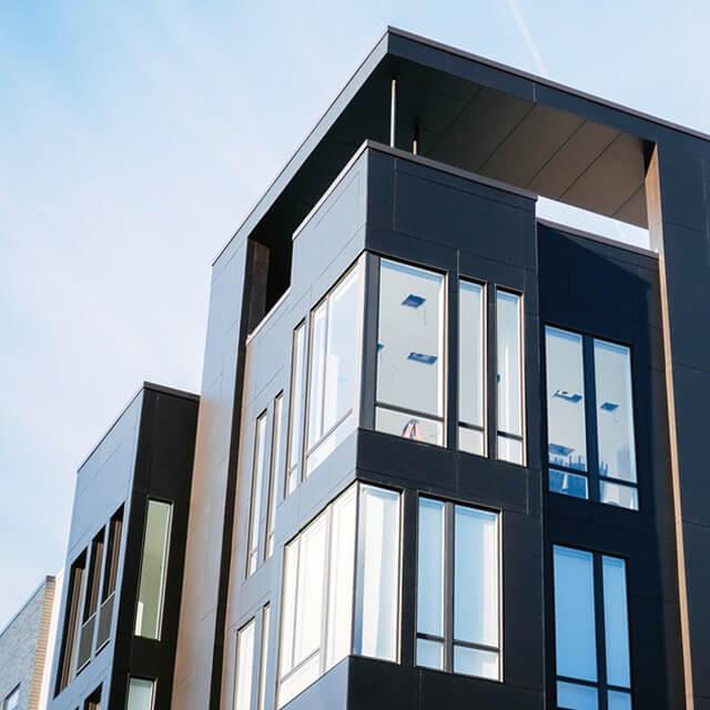 Compra, venta y alquiler de Edificios de Obra Nueva de TQ High Level Inmobiliaria